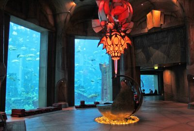 Lost Chambers Aquarium at Atlantis